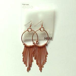 H&M Fashion Jewelry Earrings, NWT